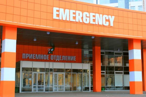 Казань, Больница скорой